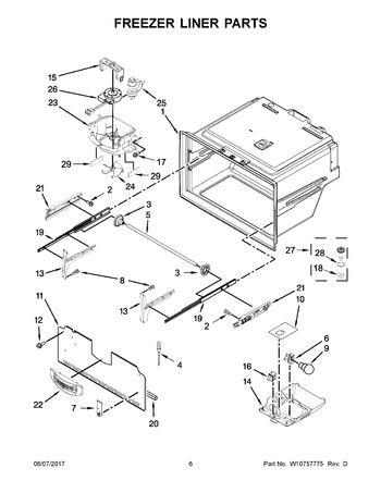 Mfi2269drm00 Appliance Parts Hq