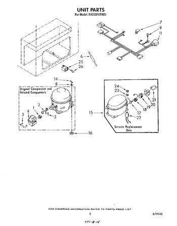 500 eh230fxtn01 appliance parts hq