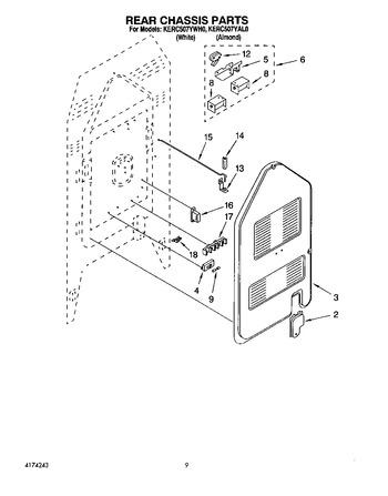 Diagram for KERC507YWH0
