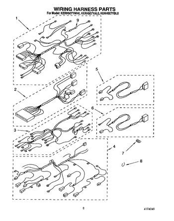 Diagram for KERH507YWH0