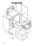 Diagram for 04 - Oven Chassis
