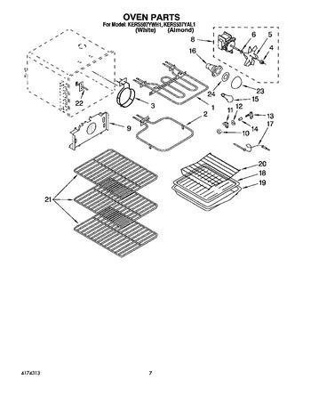 Diagram for KERS507YAL1