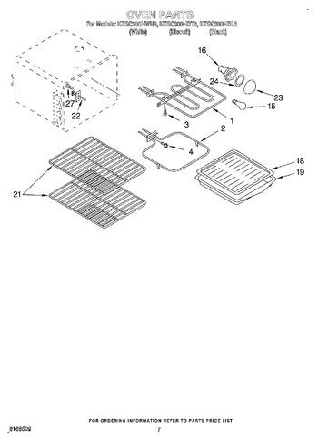 Diagram for KESC300HWH3