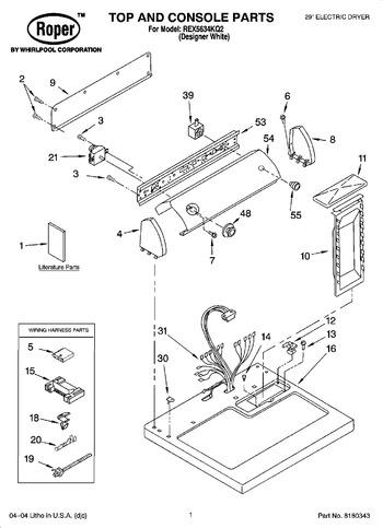 diagram for rex5634kq2