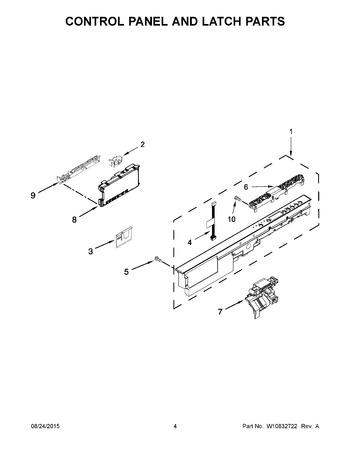 Wdt720padw2 Appliance Parts Hq