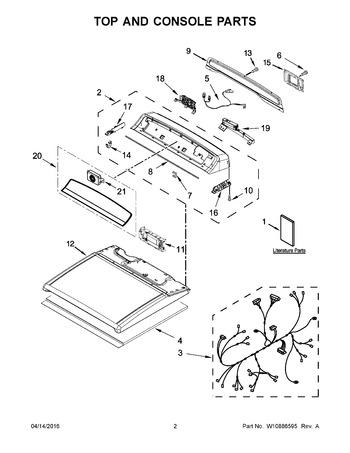 wgd8700ec2 appliance parts hq Olympus E 20N diagram for wgd8700ec2