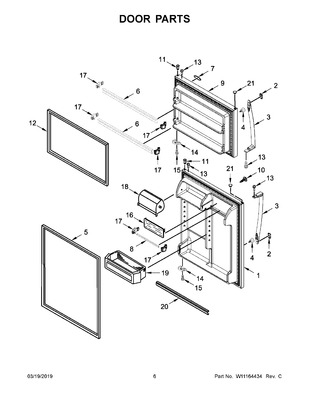 W10653470 : USE W10806512 | Appliance Parts HQ on