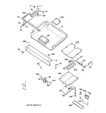 GE Range Oven Orifice Tube Set WB28K0189 WB28K0188 WB28K0187 WB28K0186