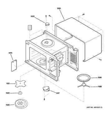 JE1860WH02 | Appliance Parts HQ on