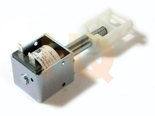 241675704 : Frigidaire Refrigerator Ice Maker Solenoid embly on