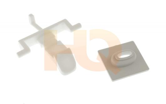 W10131752 Whirlpool Dishwasher Detergent Dispenser Door