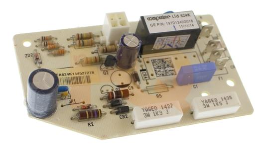 WG03F04988 : GE Refrigerator Defrost Control Board on