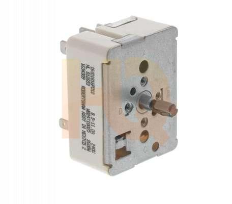 WG02F04192 : GE Range Surface Element Switch on